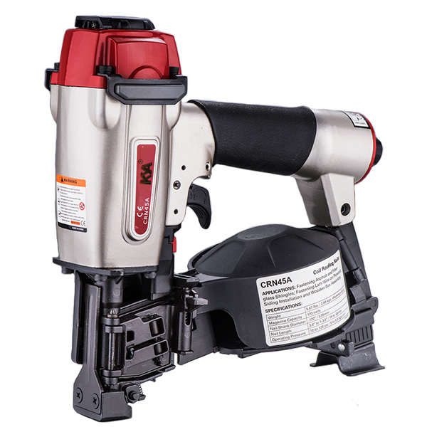 CRN45A Pneumatic Coil Roofing Nailer
