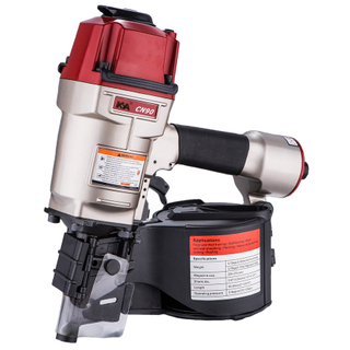 CN90 Pneumatic Coil Siding Nailer