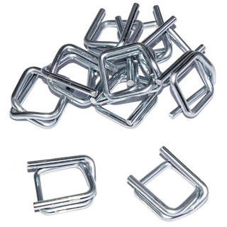 Galvanized Metal Buckle 32mm For Strapping
