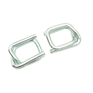 Galvanized Strapping Buckle 19mm