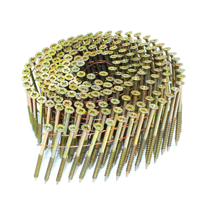 15 Degree Wire Coil Pozi Head Nail Screw