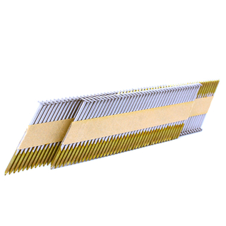 34 Degree 3-1/4 Inch Paper Collated Framing Nails
