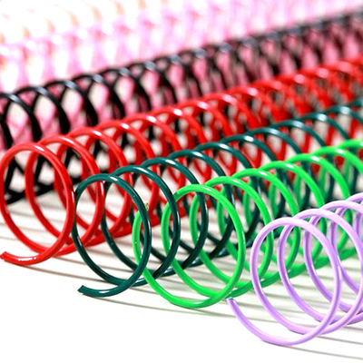 Nylon Coated Spiral Wire-O Binding Wire for Book Binding